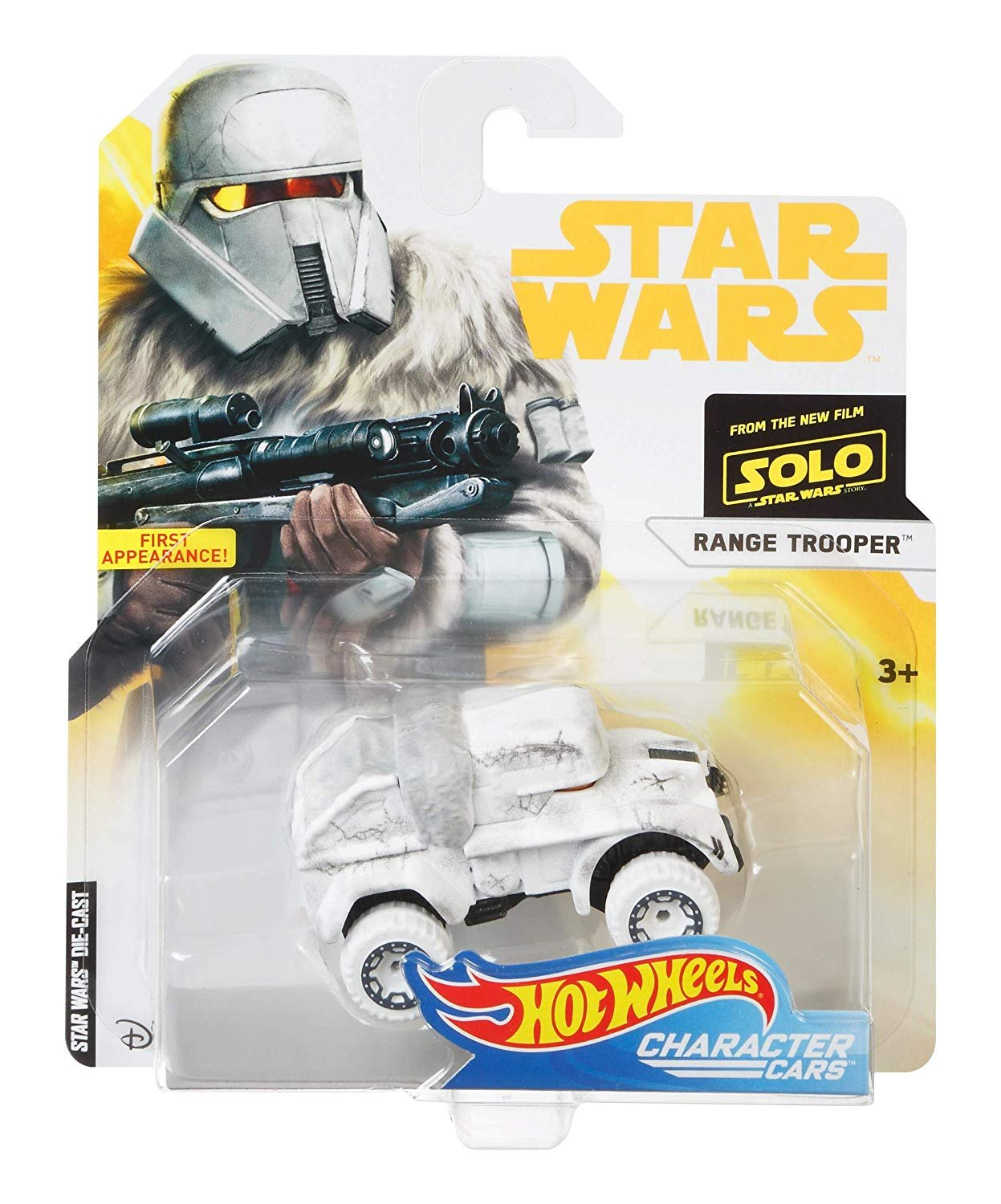 Hot Wheels Star Wars Solo Cars