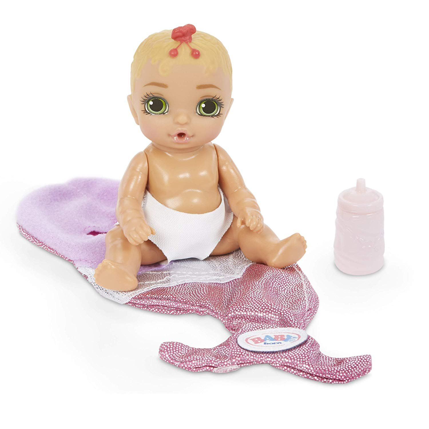 Baby Born Surprise MGA Collectible Doll Unique Cute Color Changing 7E7Czc1