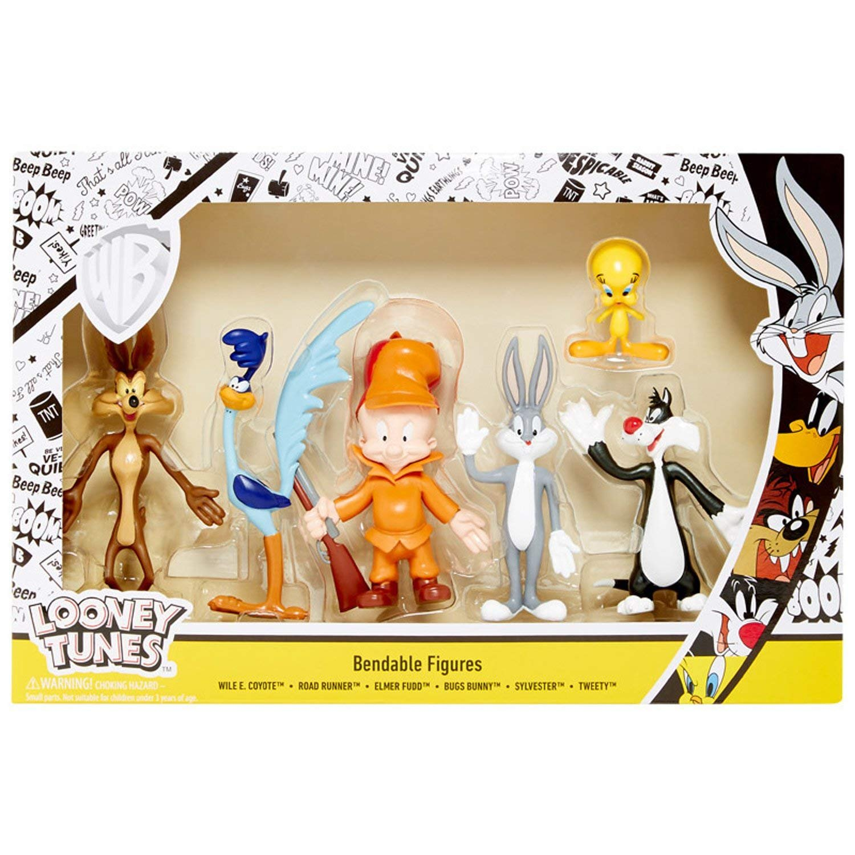 NJ Croce Looney Tunes 6 Piece Gift Set