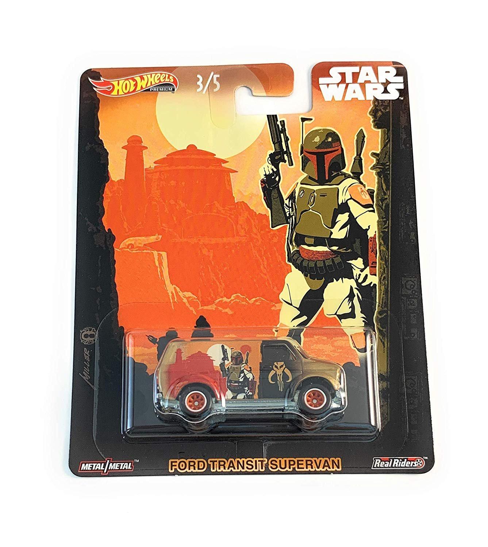 Hot Wheels Star Wars Series
