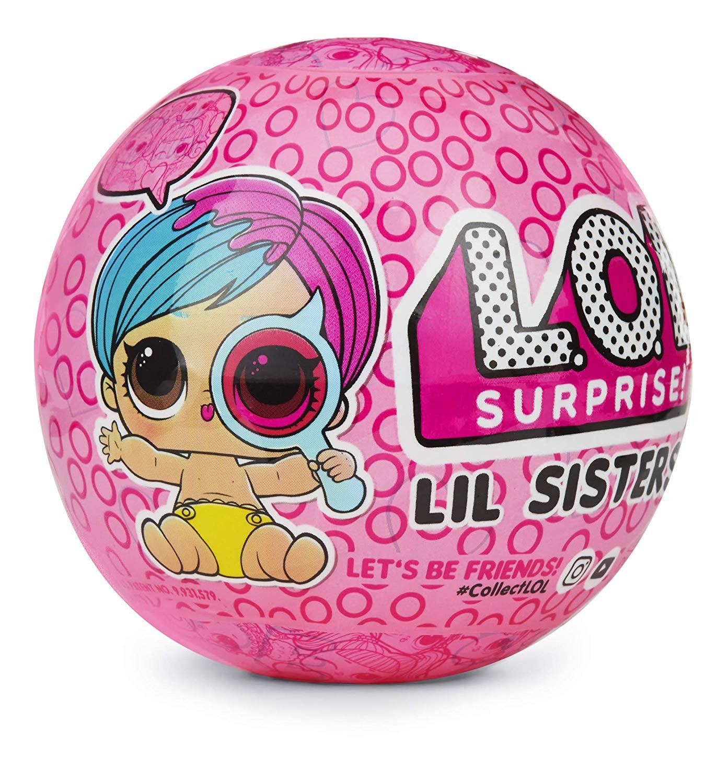 L.O.L Surprise Lil Sisters Eye Spy