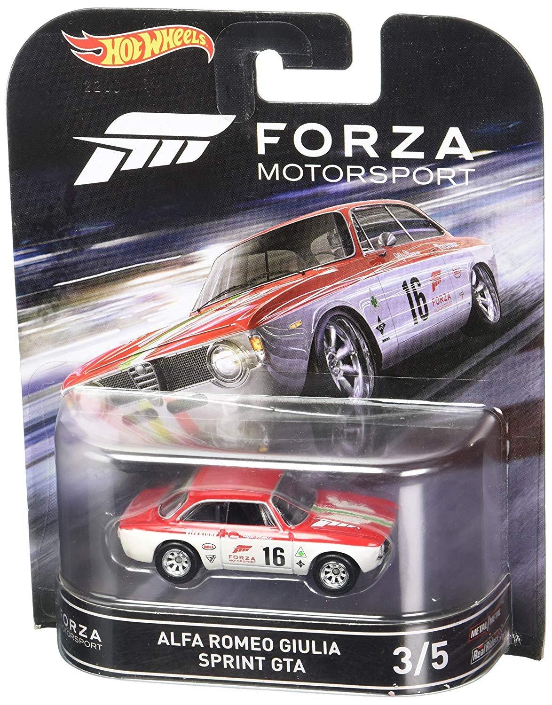 Hot Wheels Forza Motorsport Cars