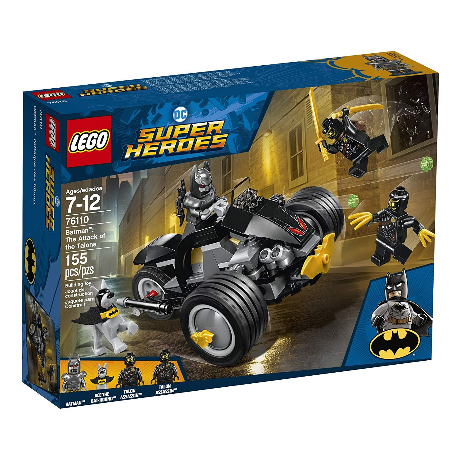 Lego Batman: The Attack of the Talons (76110)