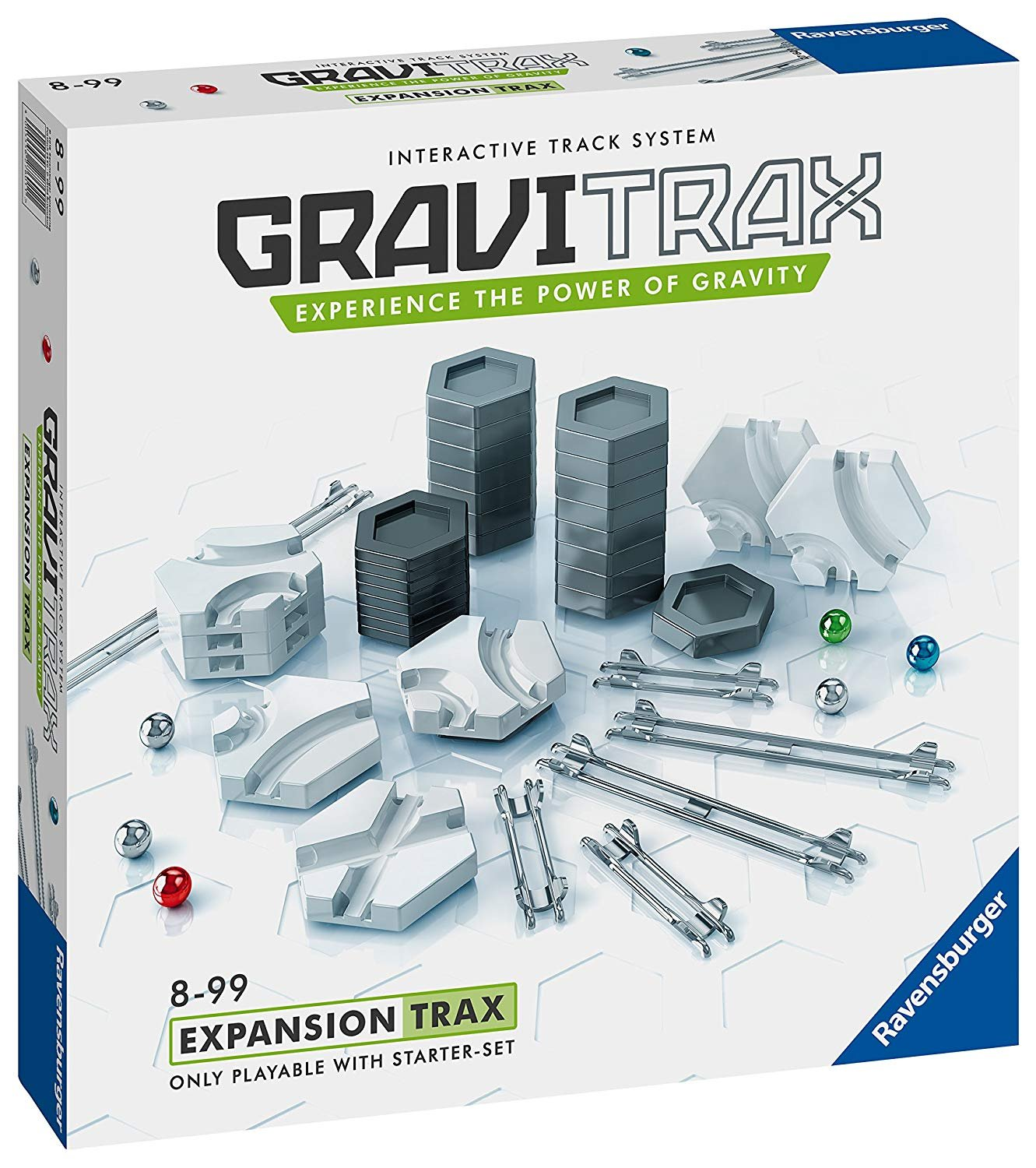 Gravitrax Expansion Building Set 44pc