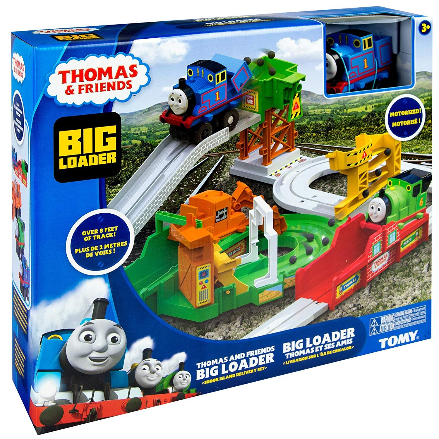 Tomy Thomas The Tank and Friends Big Loader