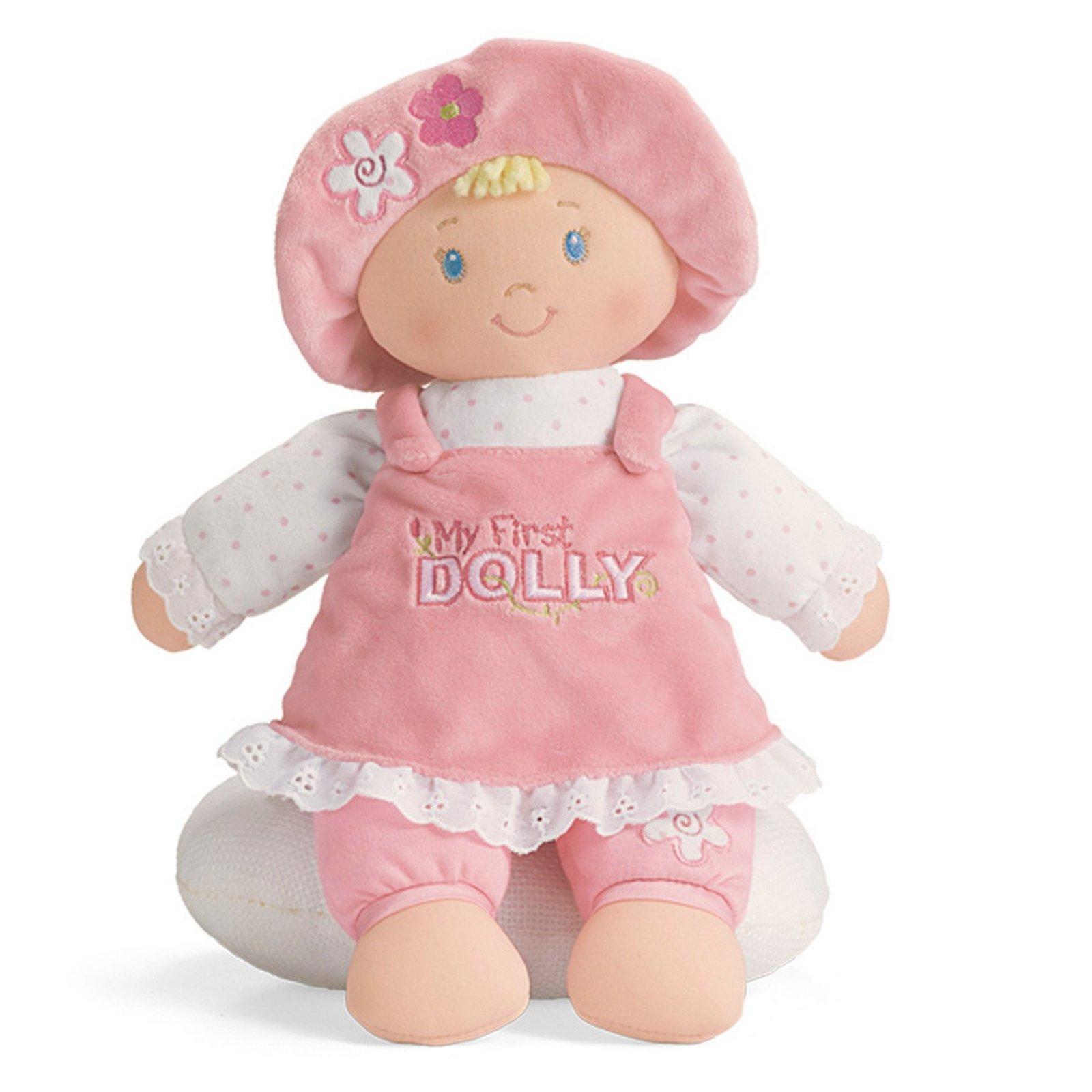 GUND My First Dolly Stuffed Doll Plush 13