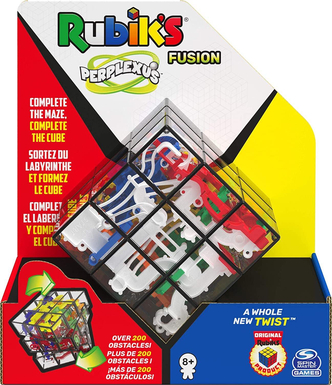 Rubik's 3x3 Fusion Perplexus