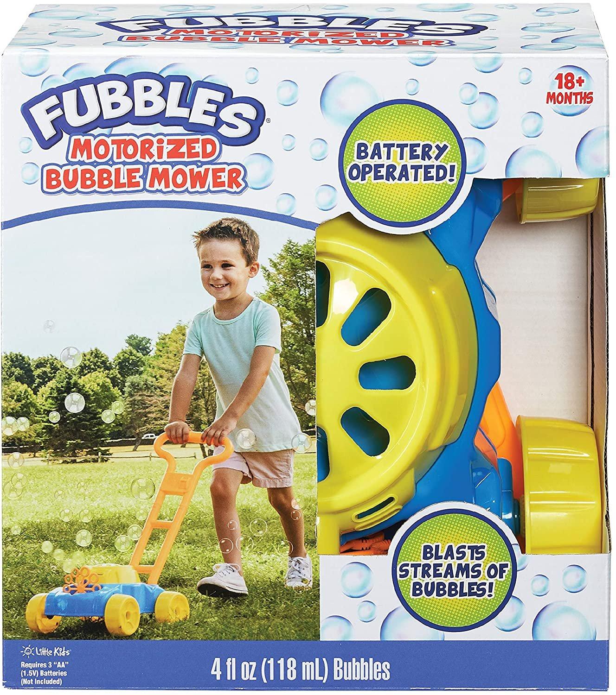 Fubbles Motorized Bubble Mower