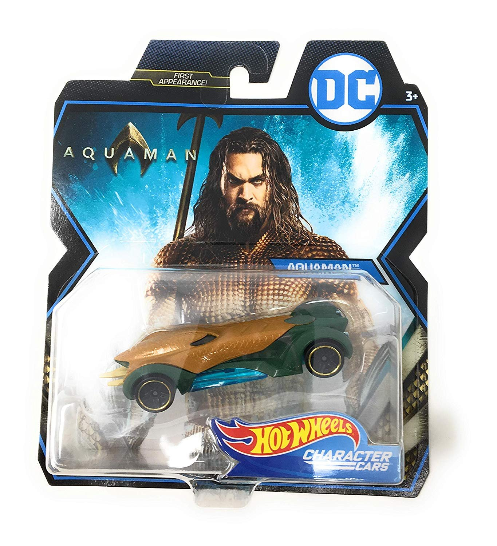 Hot Wheels DC Series