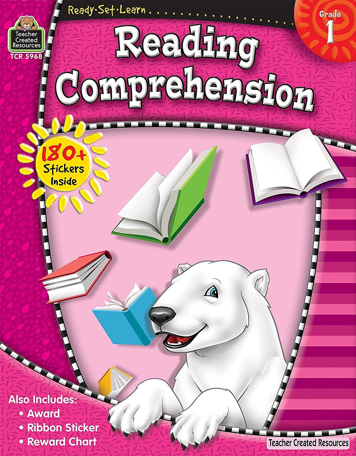 Teacher Created Resources Reading Comprehension (Grade 1)