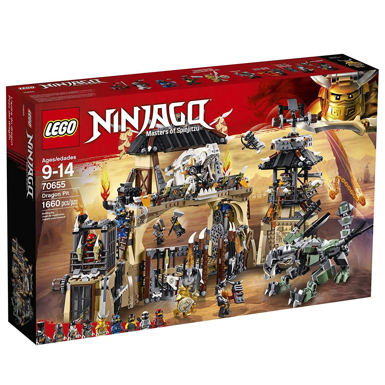 Lego Ninjago Dragon Pit (70655)