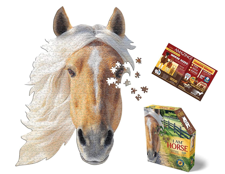 I am Horse Jigsaw Puzzle 550 pc
