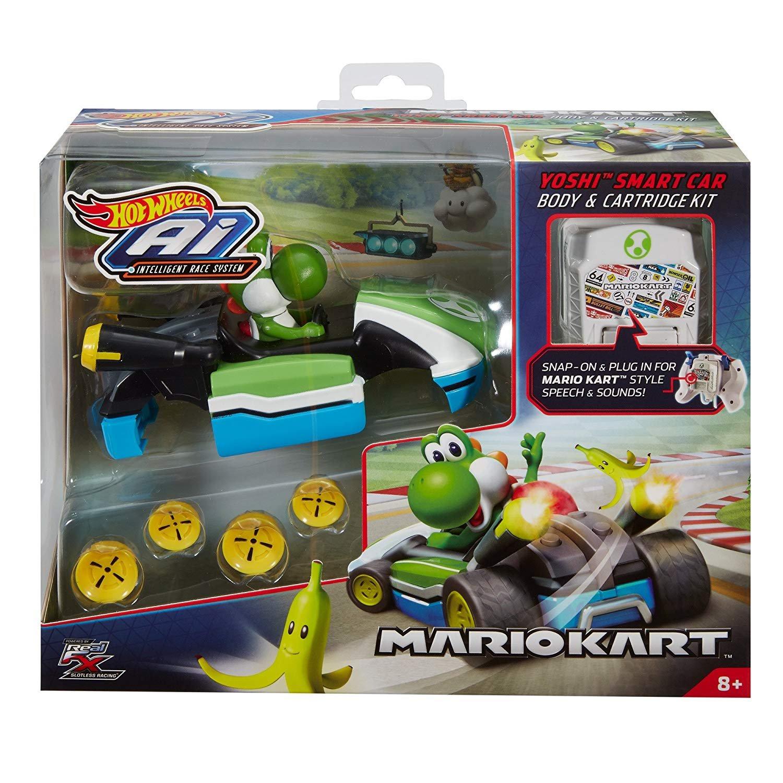 Hot Wheels Mario DLX Shell & Expansion Card Kit