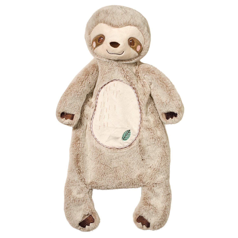 Douglas Schlumpie Sloth Baby Toy