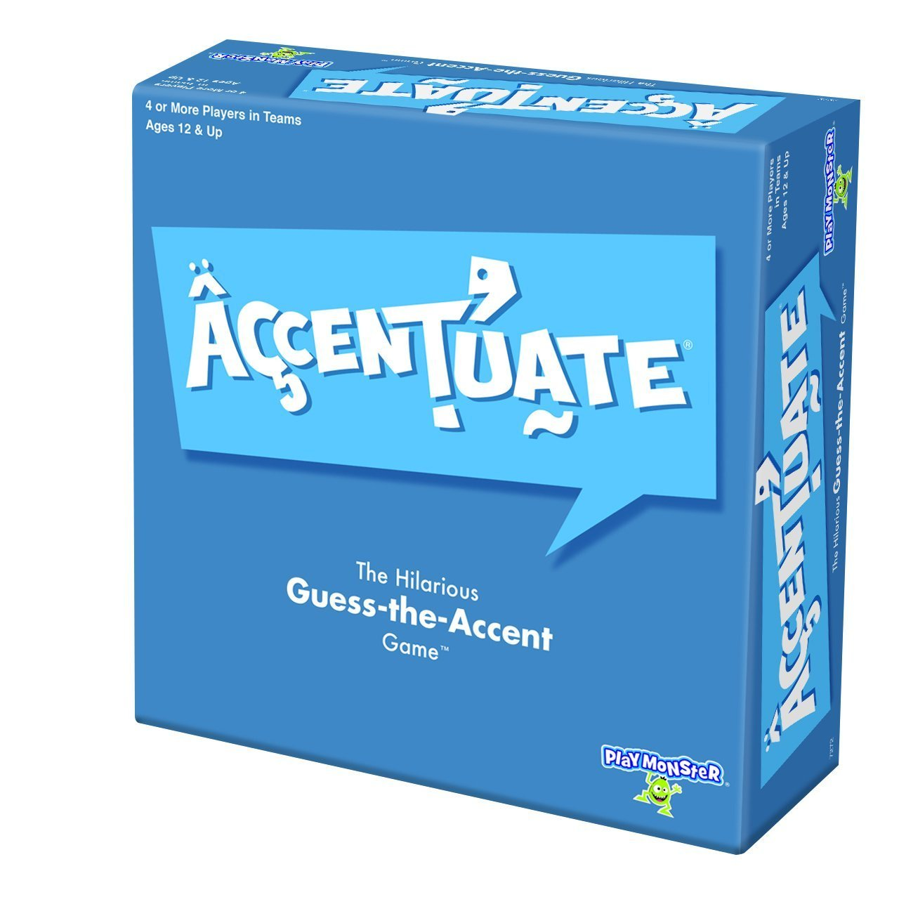 Accentuate Guess- the -Accent