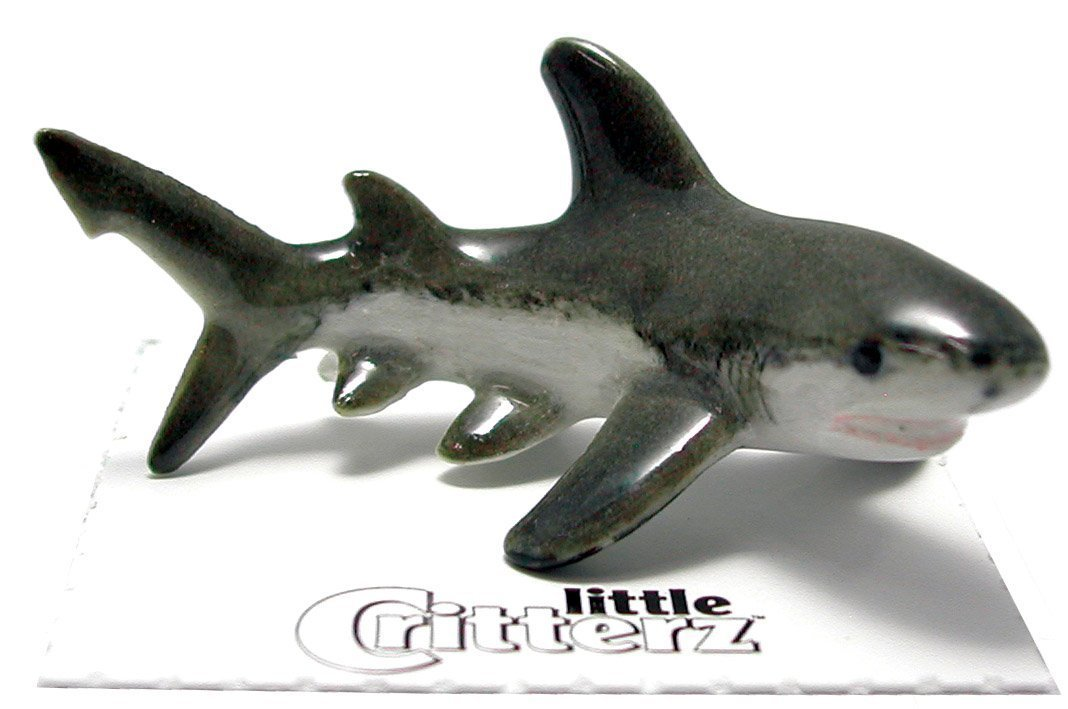 Little Critterz Ambush Great White Shark