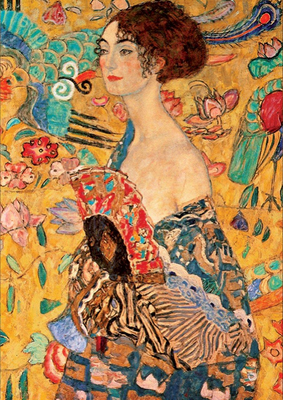 DToys 1000 pc Klimt Poster Puzzle