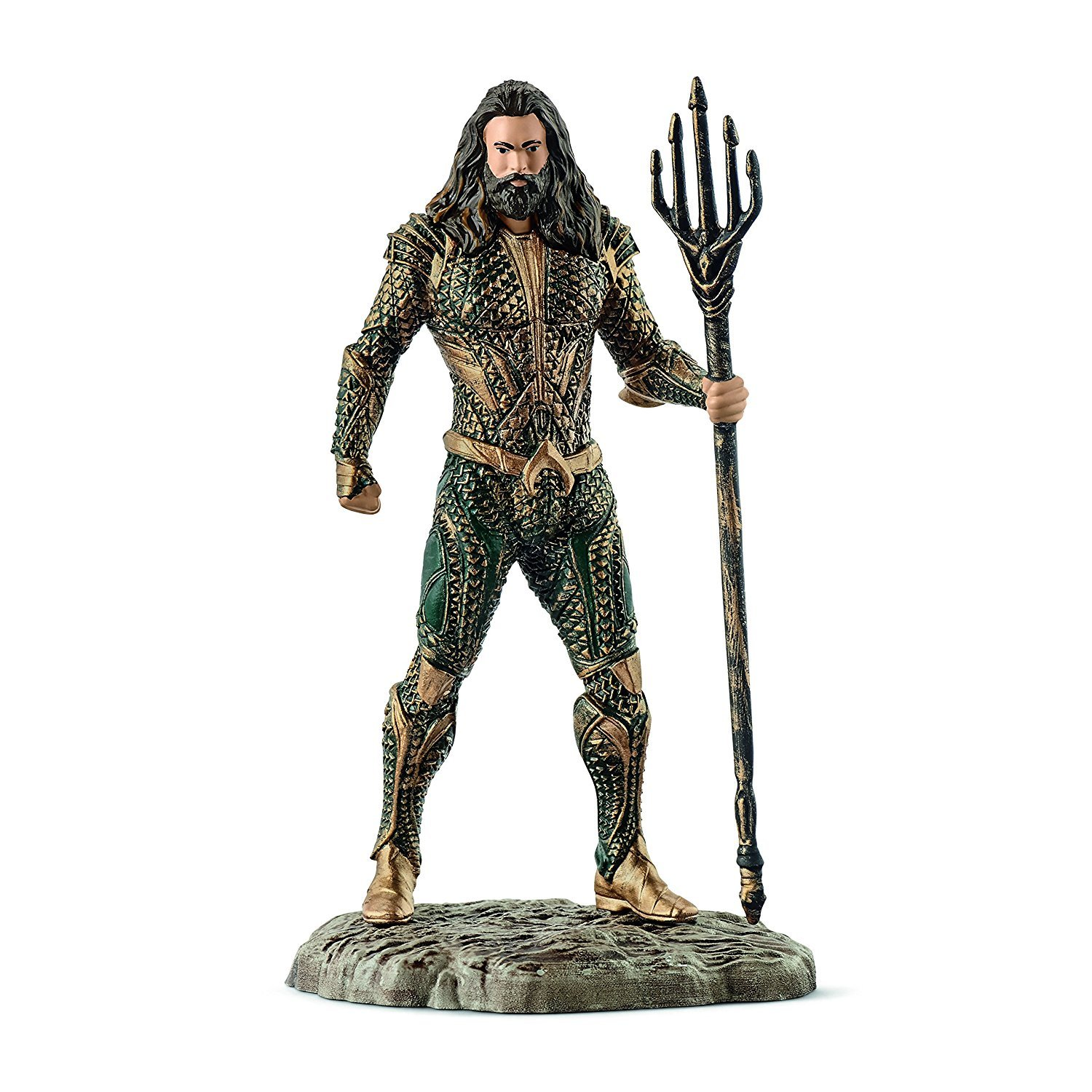 Schleich Justice League Aquaman Toy Figurine