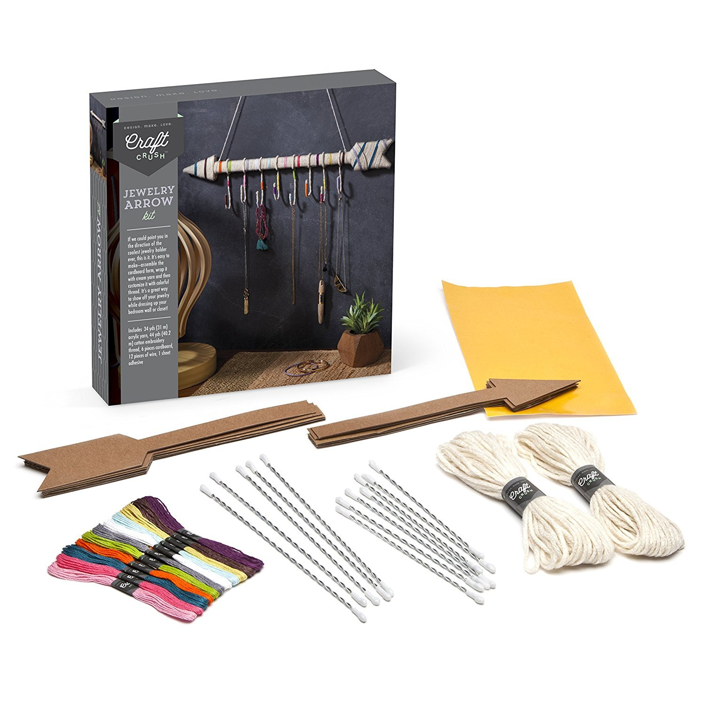 Craft Crush Jewelry Arrow Art Kit