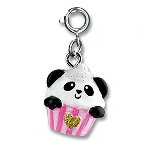 Charm It! Panda Cupcake Charm