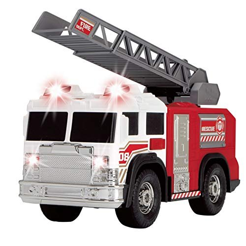 Dickie Toys 12 Light and Sounds Fire Truck