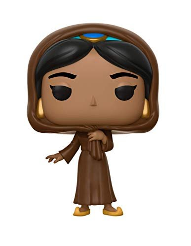 Funko Pop! Aladdin - Jasmine in Disguise #477