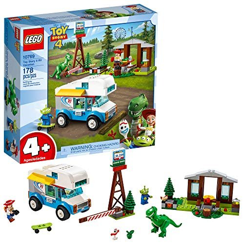 Lego Juniors Toy Story 4 RV Vacation (10769}