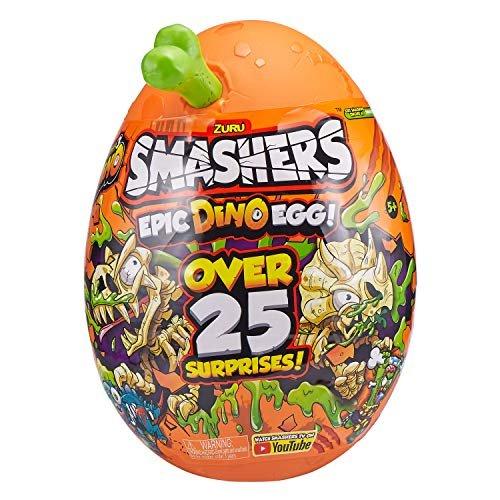 Zuru Smashers Epic Dino Egg Over 25 Surprises