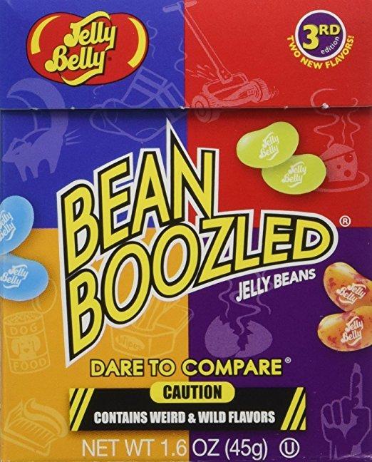 Jelly Belly Bean Boozled 1.6 oz Flip Top Box