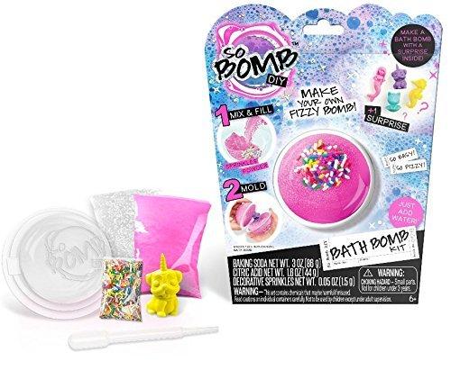 So Bomb DIY Bath Bomb Kit Blister Pack