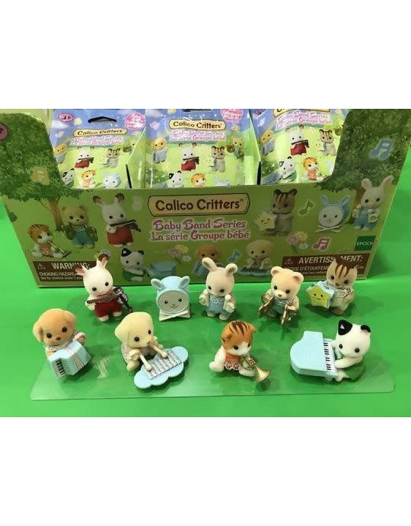 Calico Critters Baby Band Series Blindpack