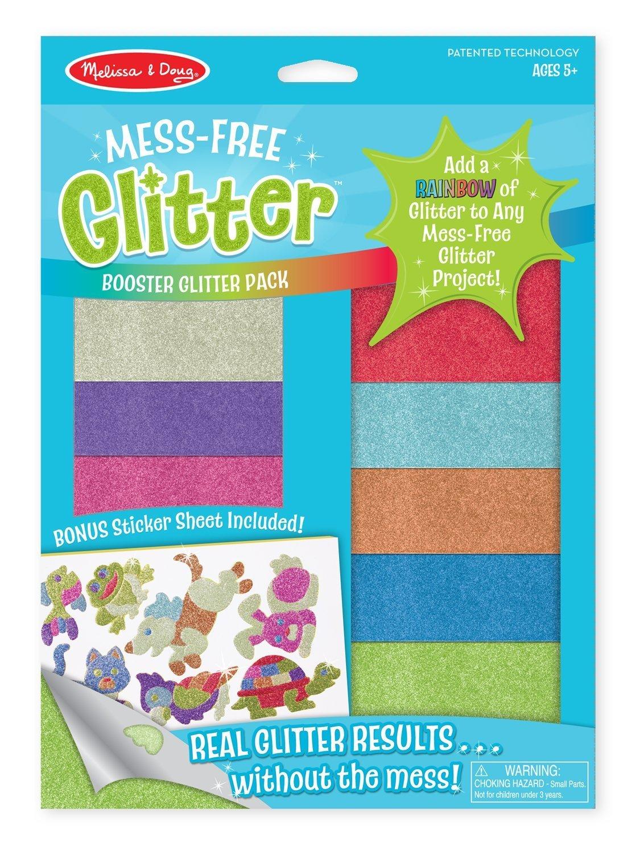 Melissa & Doug Booster Glitter Pack