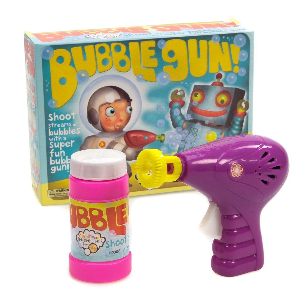 House of Marbles Retro Bubble Gun
