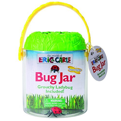Insect Lore Eric Carle Bug Jar