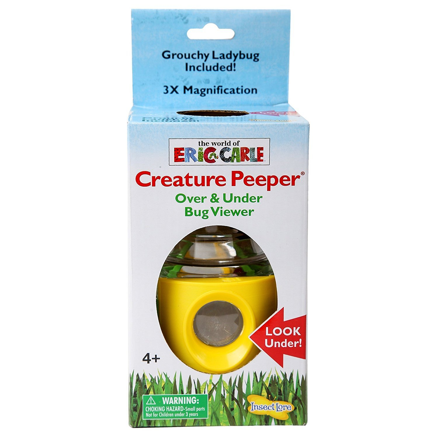 Insect Lore Eric Carle Creature Peeper Bug Viewer