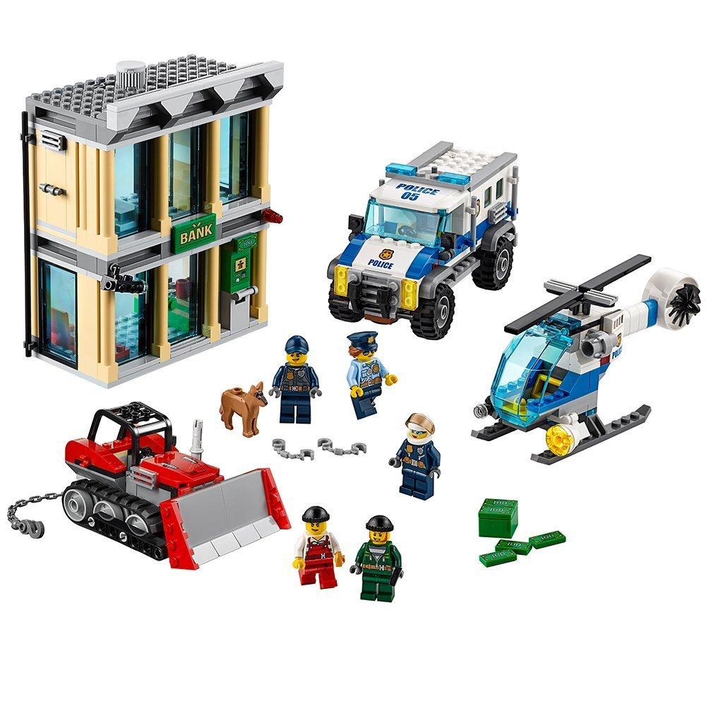 Lego City Bulldozer Break In (60140)