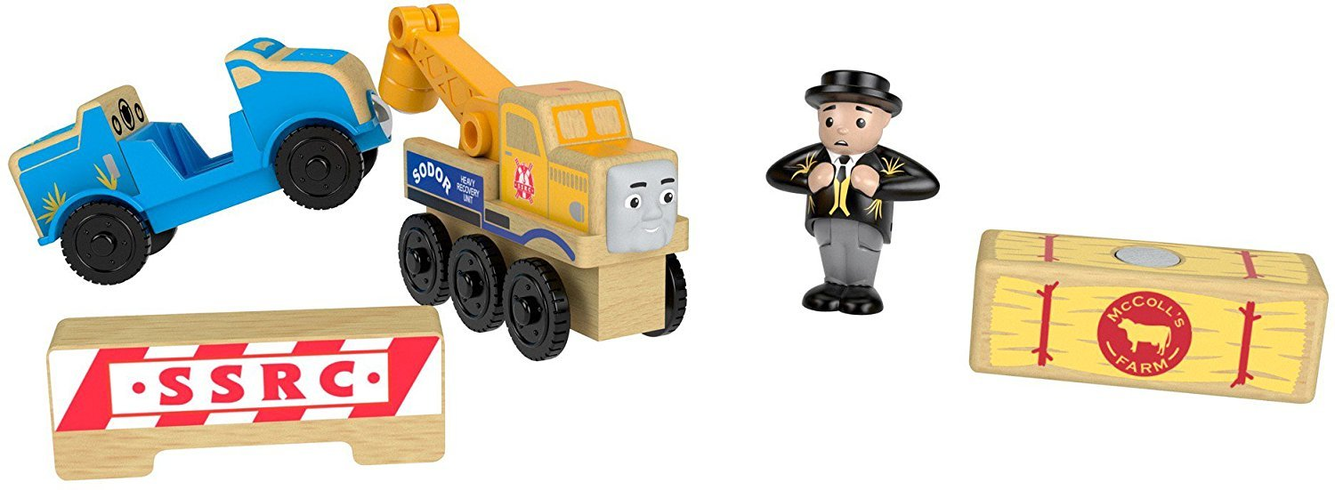 Thomas and Friends  Butch's Road Rescue