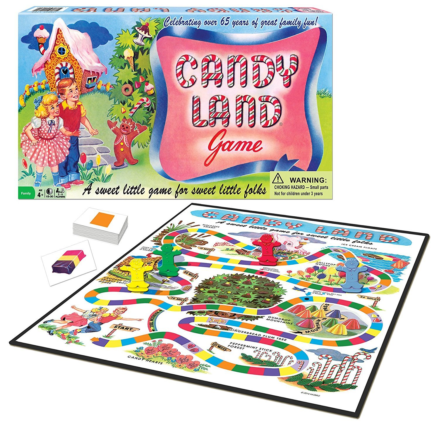 Classic Candy Land 65th Anniversary