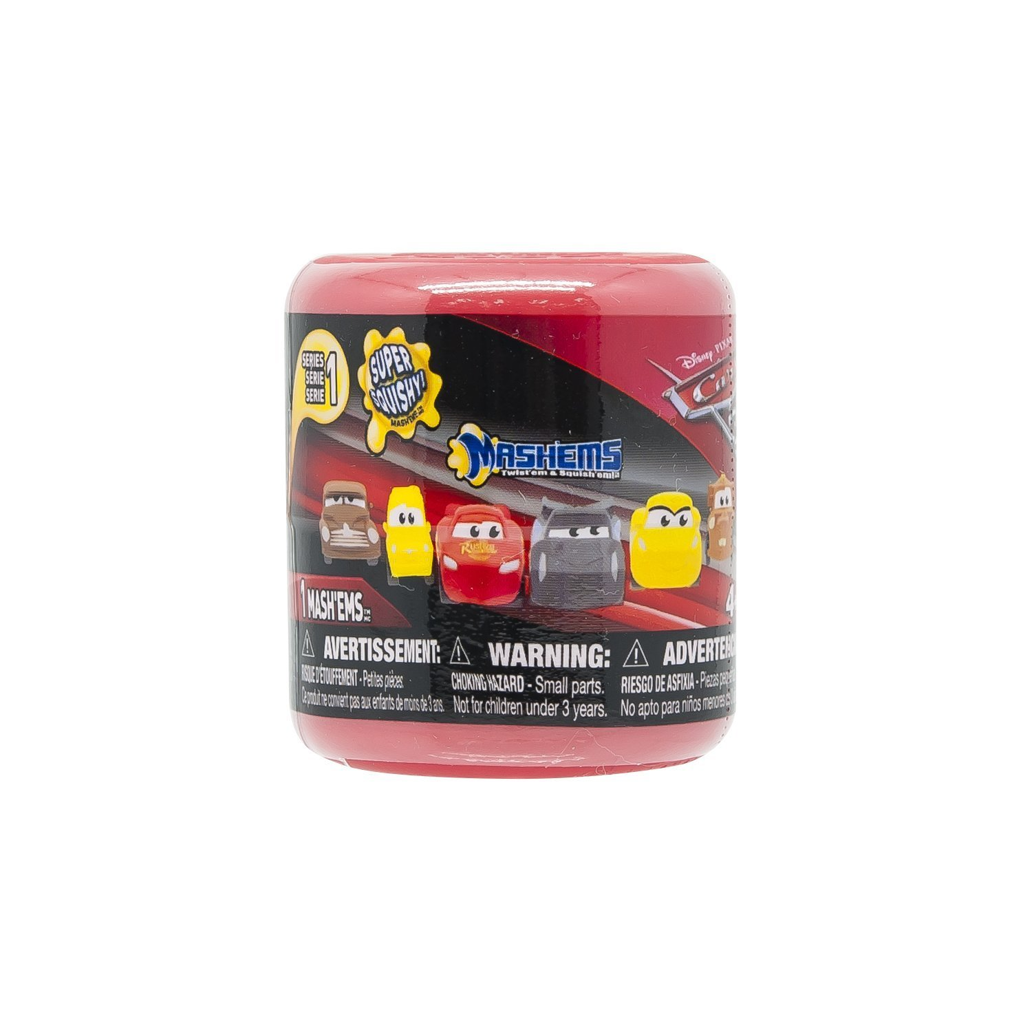 Mashems Cars 3 Series 1 Blind Mystery Pack