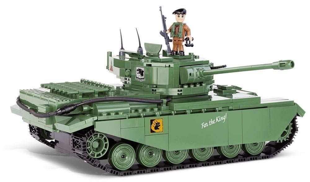 Cobi World of Tanks Centurion I 610pc Building Set