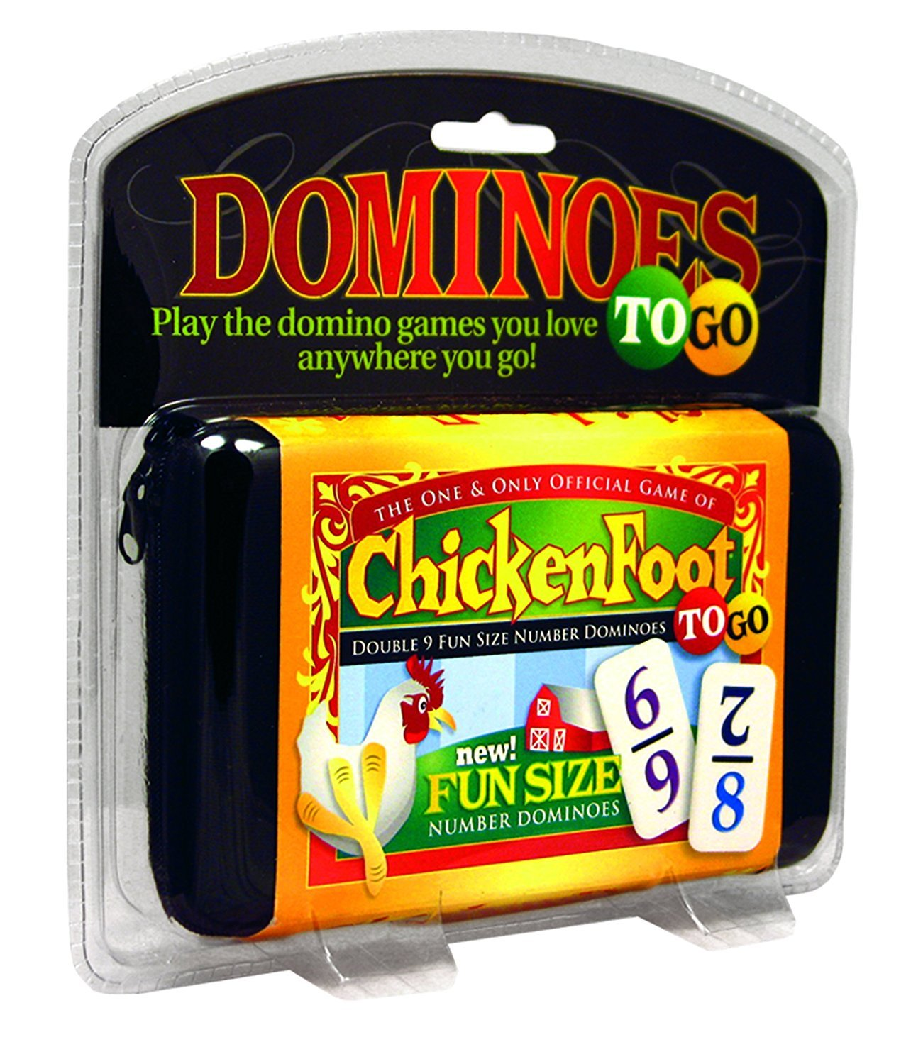 Classic Chicken Foot Dominoes To Go
