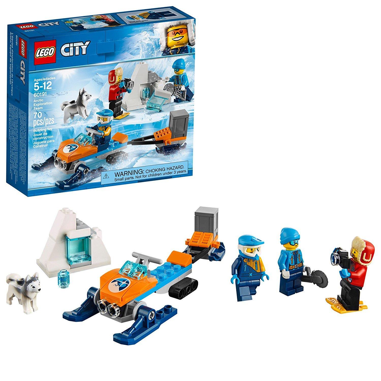 Lego City (60191) Arctic Exploration Team 70 pcs