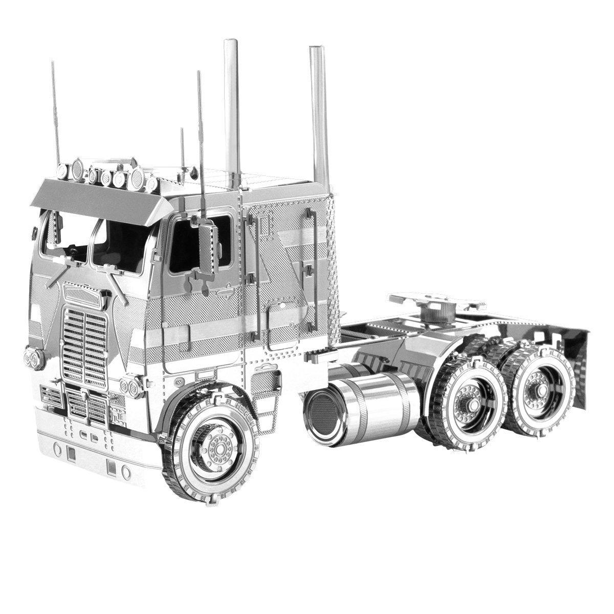 Metal Earth Model Freight-liner Series