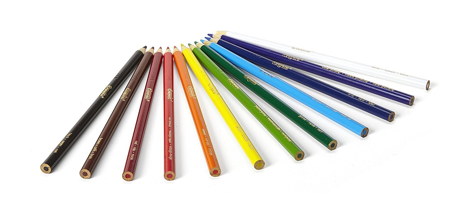 Crayola Colored Pencils 12pk