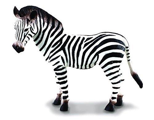 Collecta Common Zebra Toy Figurine