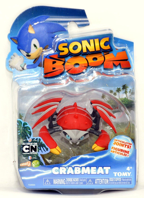 Sonic Boom Crabmeat 3 Figure