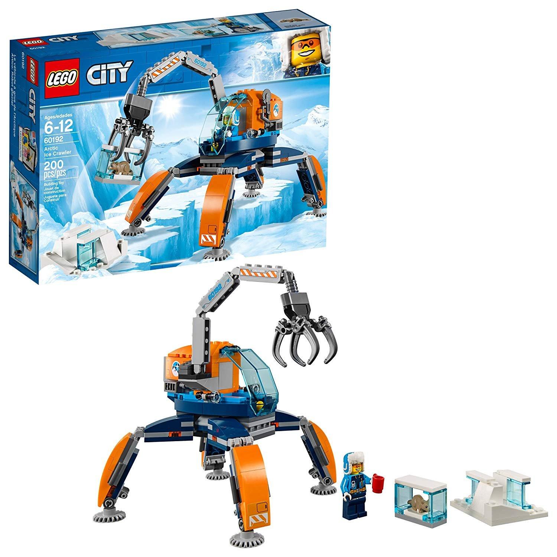 Lego City (60192) Arctic Ice Crawler