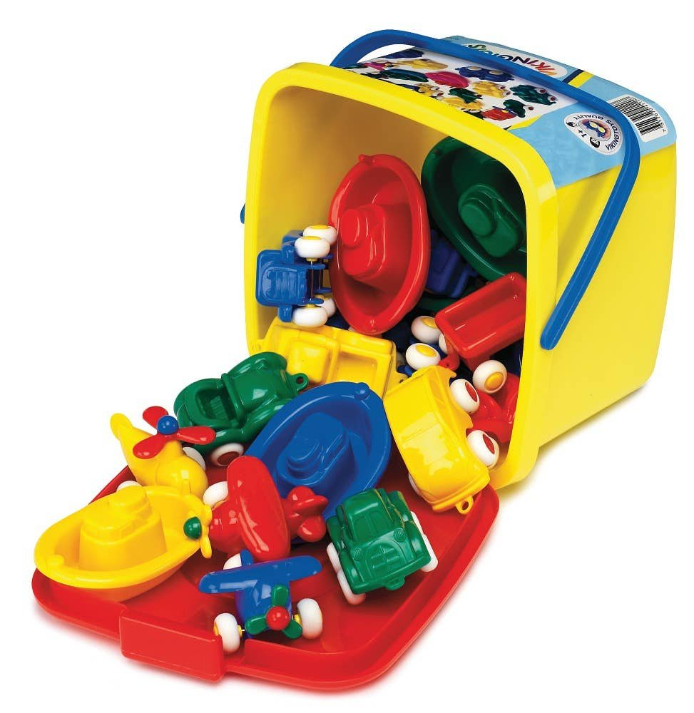 Viking Toys Minis in Bucket 16pcs