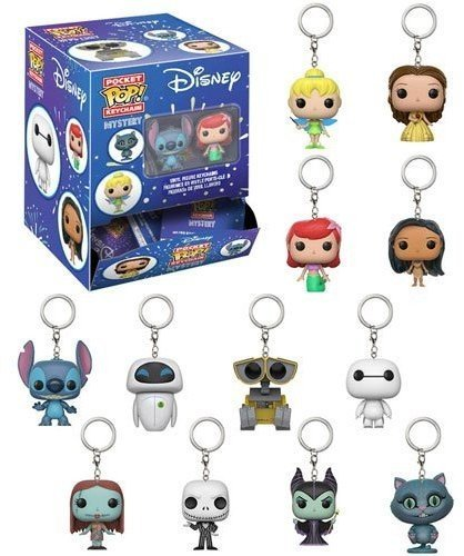 Funko Mystery Pocket Pop! Keychain Blind Pack
