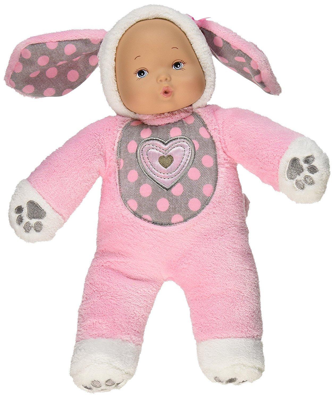 Madame Alexander Polka Dot Puppy Lullaby Baby
